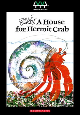 A House For Hermit Crab, book cover