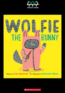 Cover image for Wolfie the Bunny