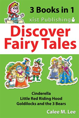 Cover image for Discover Fairy Tales 00c260b535b9