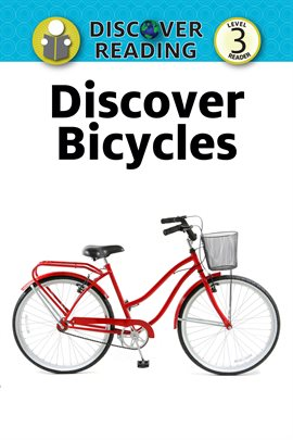 Cover image for Discover Bicycles
