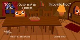 ¿Quién viene a cenar, Pequeño Hoo? / Who's Coming for Dinner, Little Hoo?