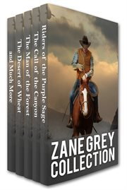 The Zane Grey collection cover image