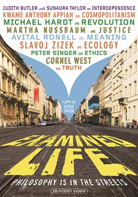 Examined Life / Cornell West