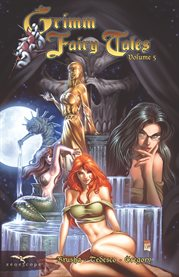 Grimm fairy tales. Volume 5 cover image