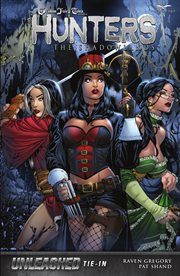 Hunters: the shadowlands. Issue 1-5 cover image